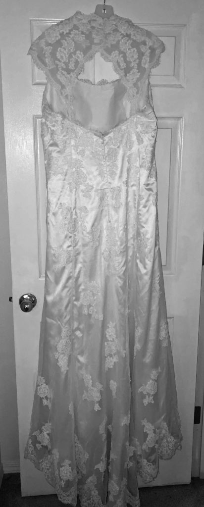 8c8b6c9eaf Wedding Dress. As we enter the new year most of us set resolutions and  intentions. Cleaning and purging the previous year from our lives as we  start fresh.